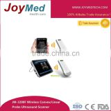 JM-3200F 3.5Mhz/5.0Mhz/7.5Mhz Latest for Android&Ipad ultrasound scanner / Mini ultrasound device /Wireless USB