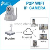 h.264 sd card storage ip camera,1080p ptz ip camera,built in mic speaker ip camera with h.264 pan tilt