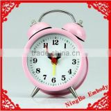 countdown table top decorative mini metal kids study retro alarm clock