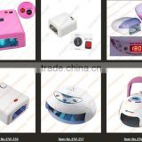 wholesale 220V 36W EU Plug Gel UV Curing Professional Ultraviolet Lamp Light nail Dryer Nail Art high quality                                                                         Quality Choice