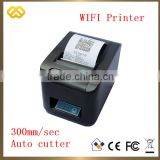 TP-8012WA 3 Inch Support Android Ios Windows 8 Auto Cutter 80mm Wifi Thermal Receipt Printer