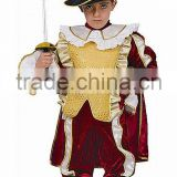 kids medieval knight costume for boys CC-1745