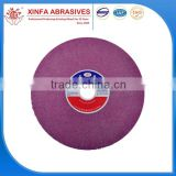 China supply vitrified/ceramic abrasive tools for metal