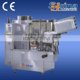 Tube filler and sealer ( inner-heating type)/plastic tube filling and sealing machine/toothpaste tube filler and seller