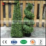 outdoor decorative artificial palm tree leaves fence                                                                                                         Supplier's Choice