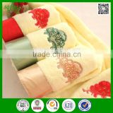 china supply cotton 21s/2 plained dyed decorative guest bath towels                                                                                                         Supplier's Choice