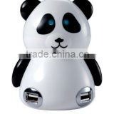 Animal usb hubs cute panda 4 port usb hub driver