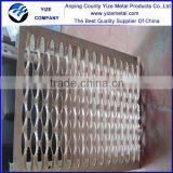 Free Design cheap sheet metal fence panels