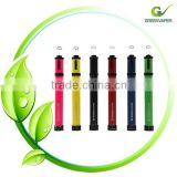 Chinese manufacturer Green Vaper's One piece with the flavour of pinacolada, ice cream and cotton candy