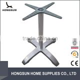 High Quality protection stainless steel cross table leg