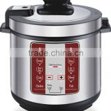 largest capacity industrial pressure cooker