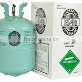Refrigerant gas R134a for car AC 13.6kg