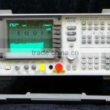 Agilent/HP 8563E -007 Portable Spectrum Analyzer with Calibration