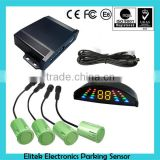 24V Voltage parking sensor system,smart sensor module parking sensor with memory function