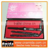 new style hair curler and hair iron three in one sets,3 in 1 hair straightener and curling iron