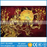 New Design Glass Wall Art Glass Fusing Molds
