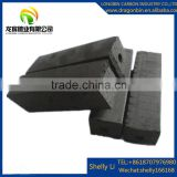Natural bamboo material machine made briquette barbecue charcoal