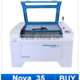 New NOVA-35 80W CO2 Laser Acrylic Cutting Engraving Machine