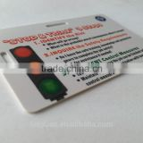 Good Quality RFID Card/PVC Card/Smart Card with Slotted Hole