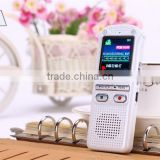 8gb audio recorder 60m voice recorder 8g time stamp voice activated password digital recorder APE FLAC player X30