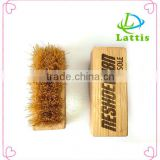 OEM Natural Bristle Long Handle Bath Brush,Bamboo Detachable Handle Bath Body Brush                                                                         Quality Choice