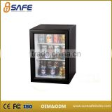 Best sale hotel room used mini bar fridge freezers with no compressor