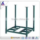 China supplier fabric roll storage stack rack