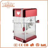 2016 commercial hot air automatic popcorn maker machine