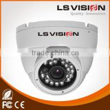 LS VISION HD 960P TVI Low Lux CCTV Waterproof Outdoor TVI Dome Camera with Metal Housing