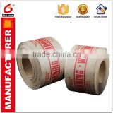 Printing logo Water Activate Kraft Tape for packing