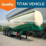 50 cbm cement bulker semi trailer , cement transport trailer bulk cargo cement bulker semi remorque cocotte de ciment