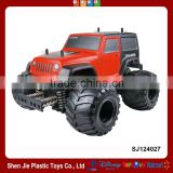 1/10 2.4g powerful remote control monster truck rc car with huge wheels