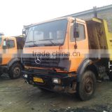 Used mercedes benz dump truck
