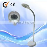 Skin Examination AU-661 For Beauty SPA Vertical Use LED 5X Magnifying Lamp Skin Checking