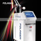 Haemangioma Treatment Skin Tag Removal Machine Q Switch Nd Yag Laser Pigmented Lesions Treatment