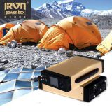 110V/220V Outdoor Power UPS Solar Generator For Camping Electricity Supply Portable Emergency Power Supply 1000wh
