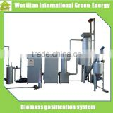 Capacity 100m3/h to 3000m3/h Biomass Gasifier gasification system circulating fluidized bed