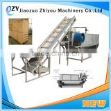 Dry and wet ajo peeling machine/Garlic Processing Machines/Ajo garlic Separating machine 0086 15639144594