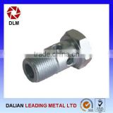 Carbon Steel Hydraulic Fitting Bolt Banjo