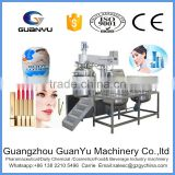 closed type vacuum lifting cosmetics making machine,vacuum cosmetics homogenizing mixer,vacuum cosmetics emulsifier for mixing