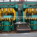 metal casting sand moulding machine, jolt squeeze sand molding machine , free shipping now