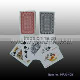 Paper cards poker playing card customized poker card