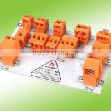 KF301 Pluggable Terminal Block CONNECTOR TERMINAL BLOCKS POLYAMIDE 10A 12WAY