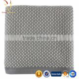 Baby Warm Cable Cashmere Throw Knitted Cashmere Blanket