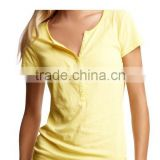 Womens button down t-shirts