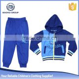 wholesale china winter design boutique wear baby toddler kid clothing sets