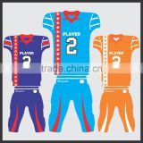 New season AFU jersey, football club team football uniforms, high quality sports wear for american football