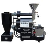 China factory supply 6kg coffee roaster/Dongyi electial&gas heating roasting machine