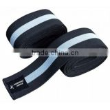 Exercise Equipment Elastic Knee Wrap / Custome Knee Wraps / Custom Weightlifting Knee Wraps