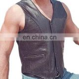 Leather vests (VS-001)